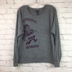 Obey Propaganda clean getaway sweatshirt